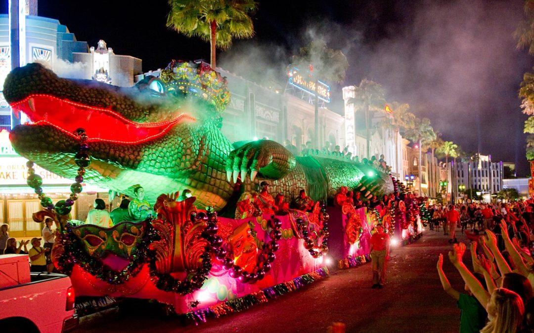Vuelve el festival Mardi Gras International