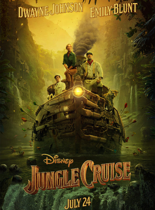 Película Jungle Cruise