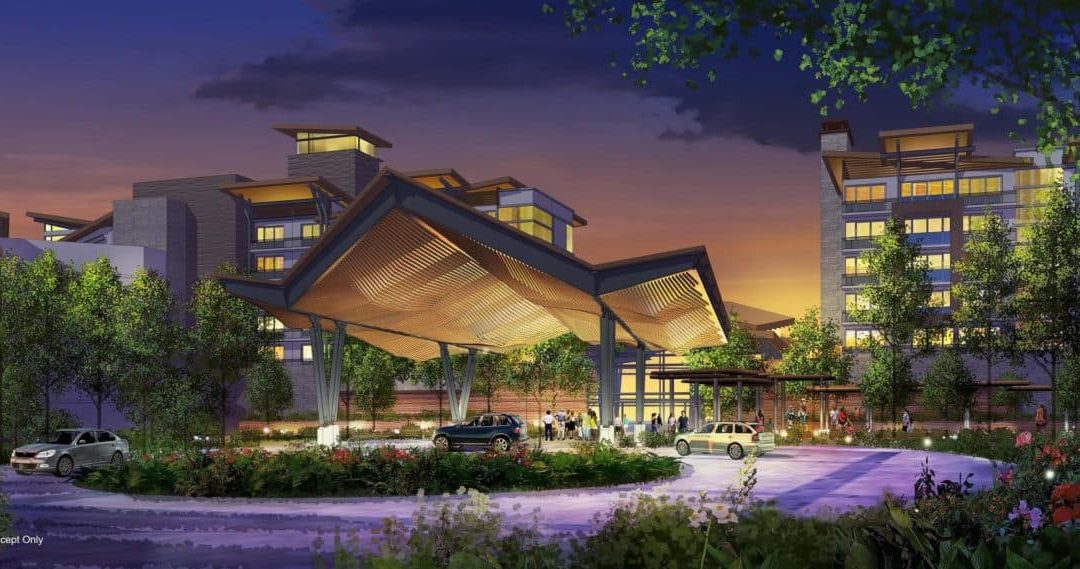 Reflections – A Disney Lakeside Lodge