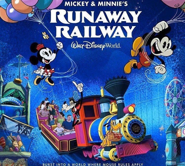 Mickey Minnie Runaway Railway