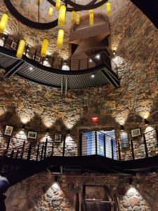 Loews Sapphire Falls Resort Universal Orlando lobby hotel 2