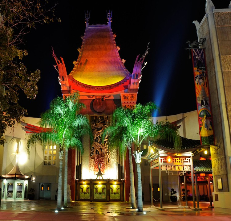 The Chinese Theater en Disney's Hollywood Studios