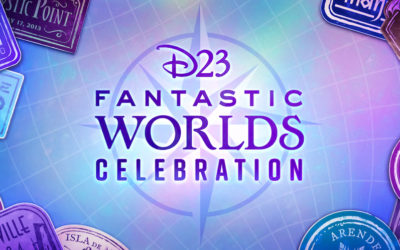 D23 Fantastic Worlds Celebration