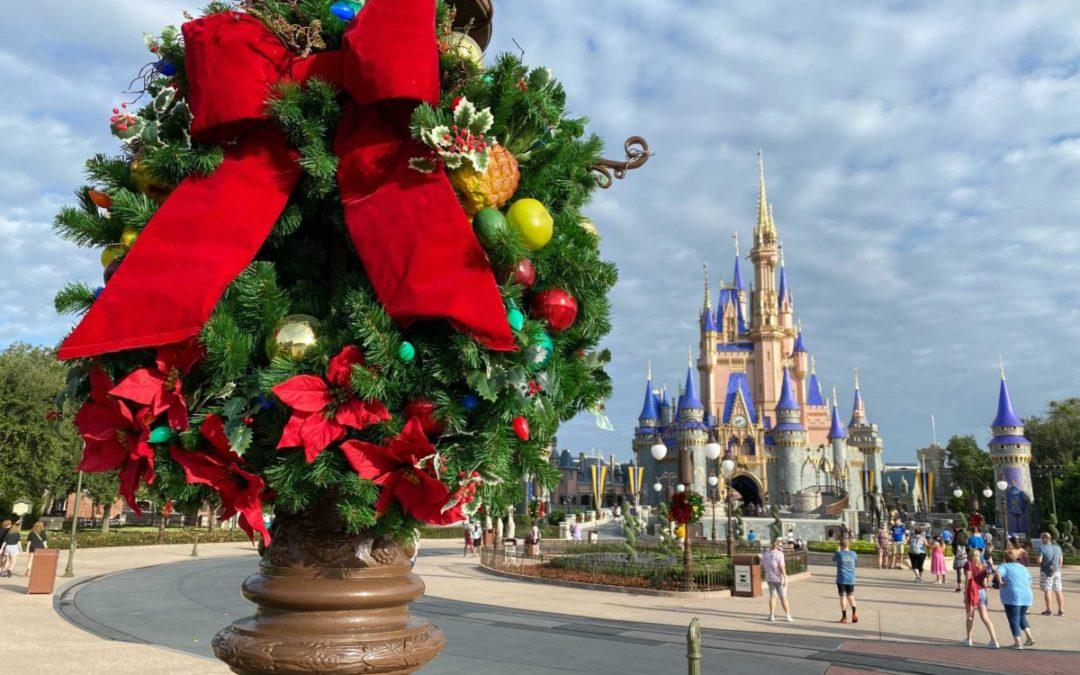 Llega la temporada de Navidad