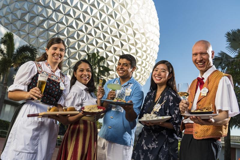 Conceptos básicos Disney Universal Disney Cast Member Walt Disney World trabajadores parques conceptos basicos que saber antes de vacaciones info consejos