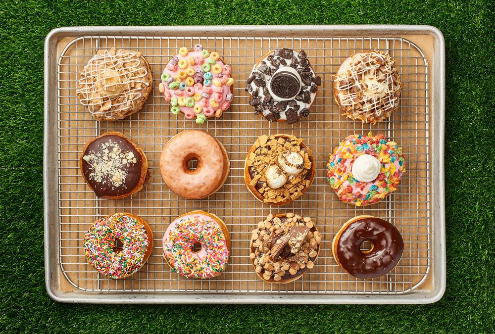 Everglazed Donuts & Cold Brew Disney Springs Walt Disney World visita disney springs trucos descuentos ofertas