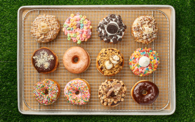 Everglazed Donuts y Gideon's Bakehouse
