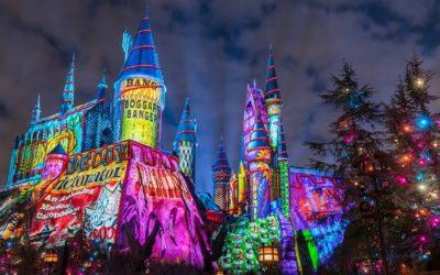 Navidades en el mundo de Harry Potter