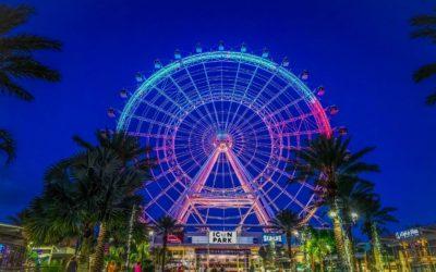 Las atracciones con más altura de Orlando