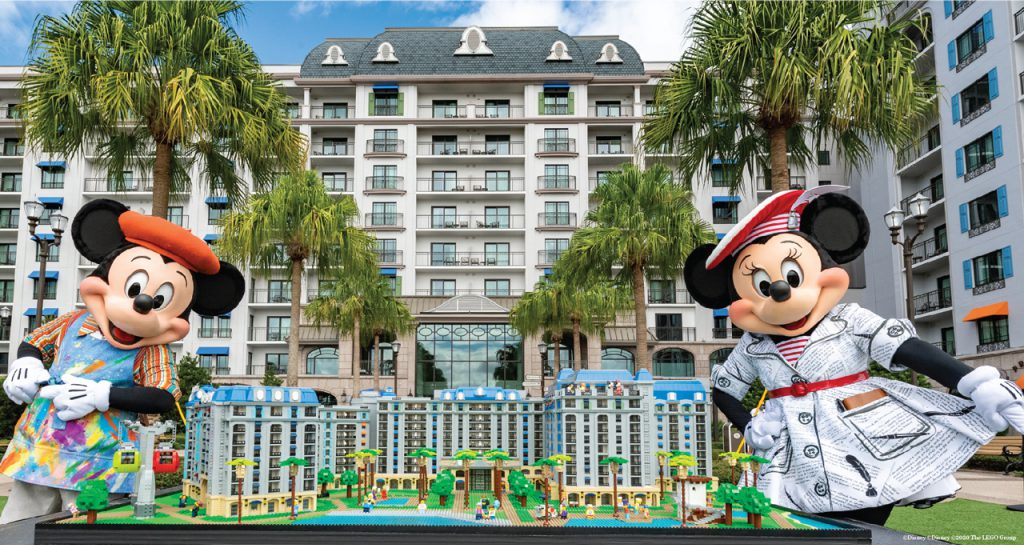 Aniversario apertura Disney's Riviera Resort
