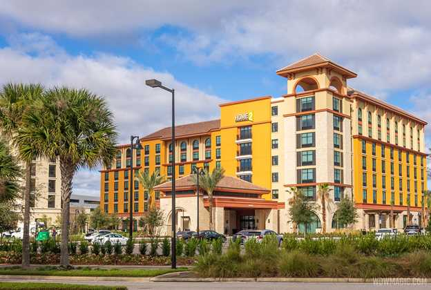 Hoteles de Flamingo Crossings incorporan beneficios de hoteles Disney