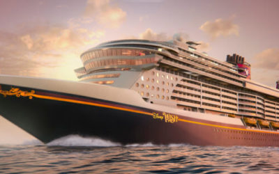 Nuevo crucero Disney Wish